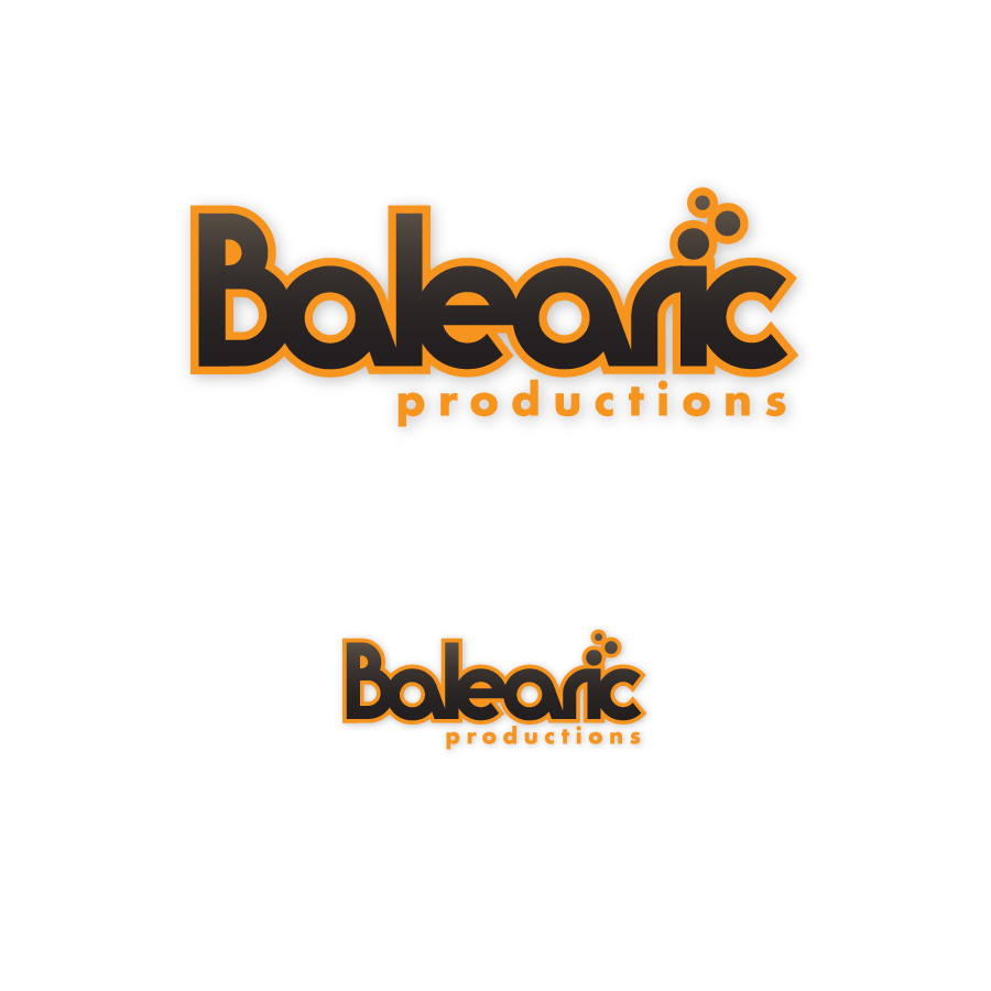 // Balearic Productions Corporate Identity