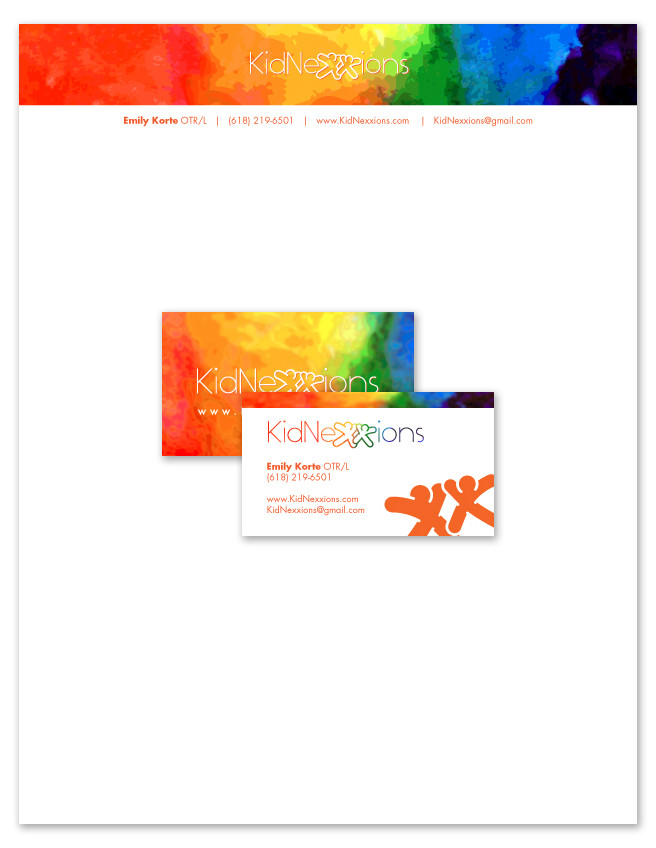 // Kidnexxions Corporate Identity